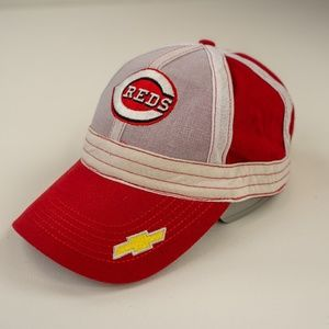 Cincinnati Reds Rally Cap Inside Out Chevy Hat